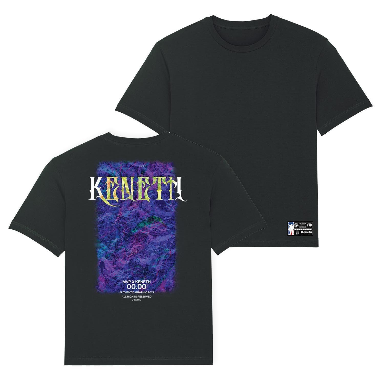 T-shirt 00.00 Authentic Keneth